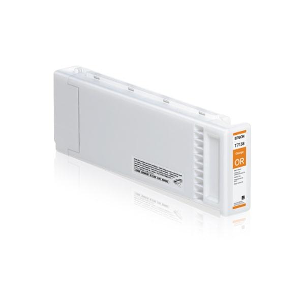 Tinta EPSON Blanco T713800 700 ml