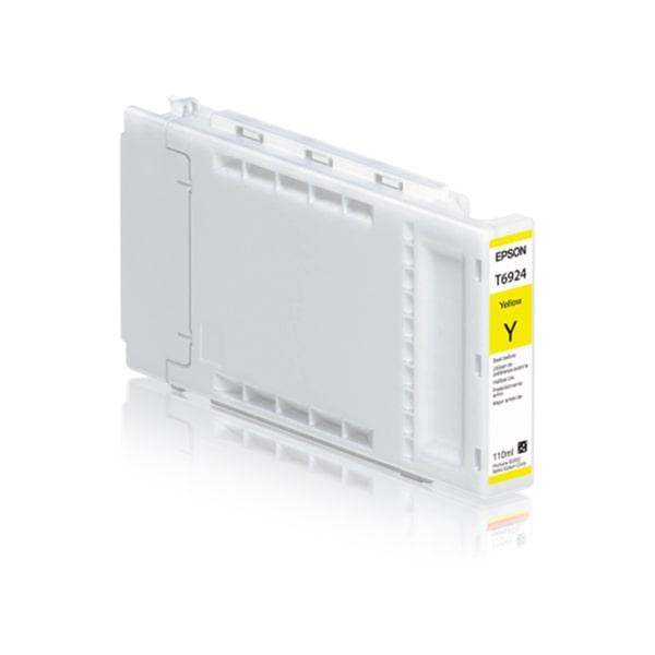Tinta EPSON UltraChrome XD Amarillo 110ml