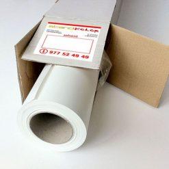 PVC blanco magnético 600mc