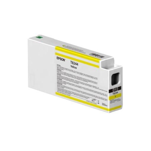 Tinta Epson UltraChrome Amarillo HDXHD 350ml