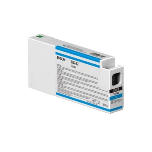 Tinta Epson UltraChrome Cyan HDXHD 350ml