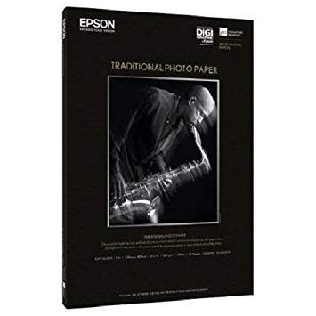 EpsonTraditional Photo Paper A3+25sheets