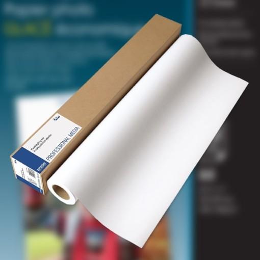"Premium Semigloss Photo Paper (rollo 16"") 406mmx30,5m"