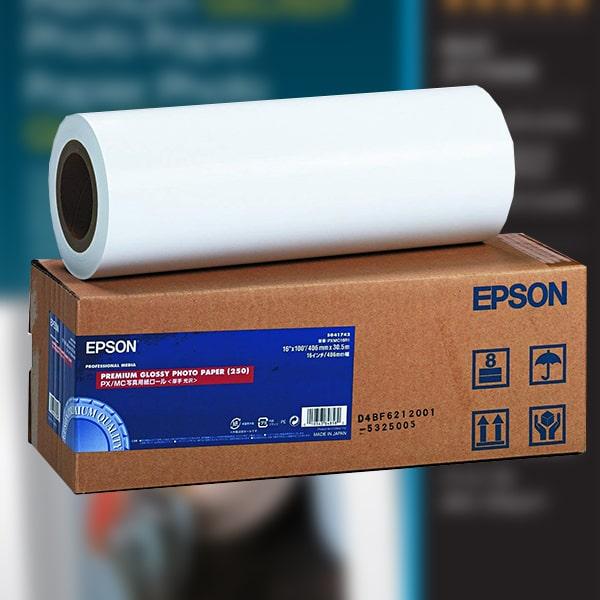 "Matte Backlit Film for Epson 170µ 60"" x 30.5m"