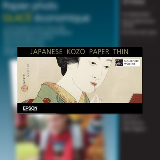 Japanese Kozo Paper Thin 17