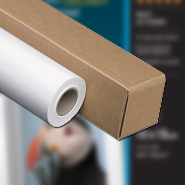 """High Quality Adhesive Synthetic Paper 44""""X30,5m (1118mmx30,5m)"""