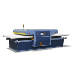 Plancha Transfer Sublimacion Automatica Transmatic TM 140
