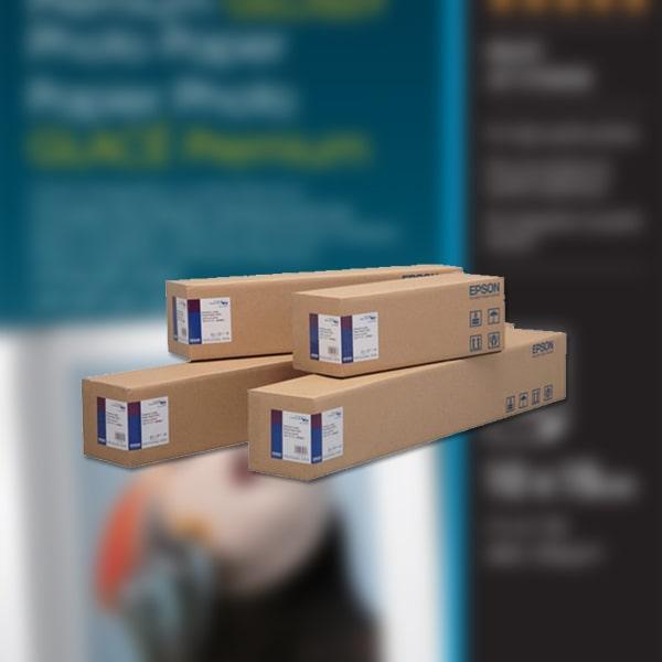 Premium Luster Photo Paper (260) 508mm(20″) X 30.5m(100′)