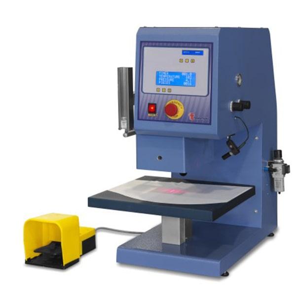 Prensa Termica Neumatica Automatica Transmatic TMA 11