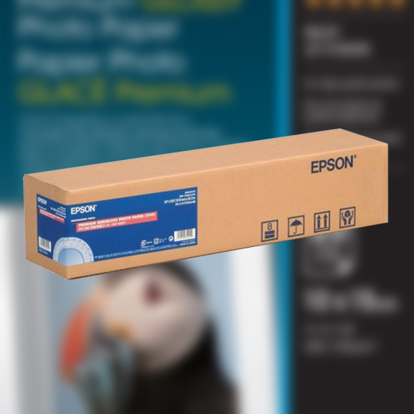 """Crystal Clear Film for Epson 24"""" x 30.5m"""