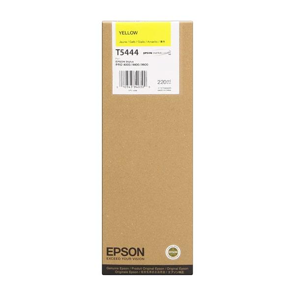 Tinta EPSON Amarillo 220 ml