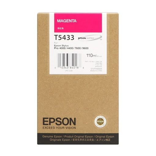 Tinta EPSON Magenta 110 ml