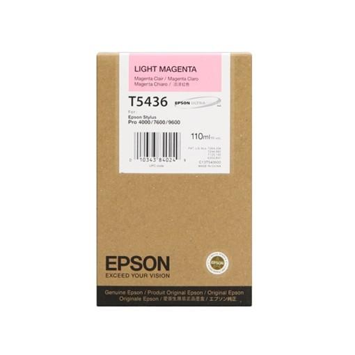 Tinta EPSON Magenta Claro 110 ml