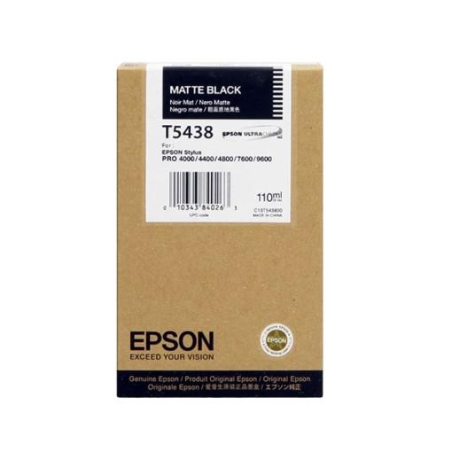 Tinta EPSON Negro Mate 110 ml