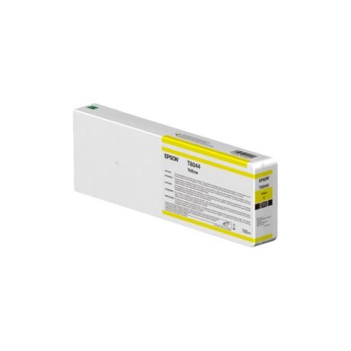 Tinta Epson UltraChrome Amarillo HDXHD 700ml