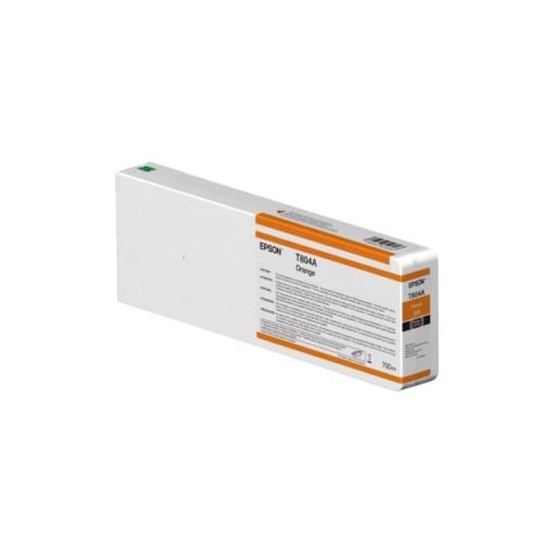 Tinta Epson UltraChrome Naranja HDXHD 700ml