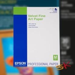 Velvet Fine Art Paper A2
