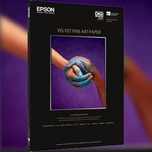 Velvet Fine Art Paper A3+ (20 hojas