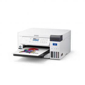 impresora Epson F100 lateral